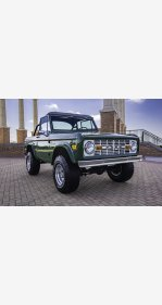 1971 Ford Bronco for sale 101229367