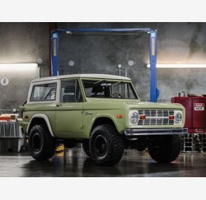 1971 Ford Bronco for sale 101255139