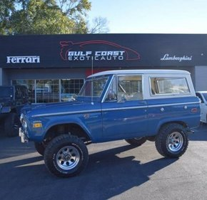 1971 Ford Bronco for sale 101260820