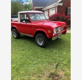 1971 Ford Bronco for sale 101265210