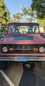 1971 Ford Bronco for sale 101294268