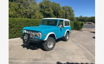 1971 Ford Bronco for sale 101301460