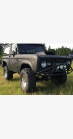 1971 Ford Bronco for sale 101315900