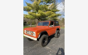 1971 Ford Bronco for sale 101316185