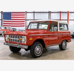 1971 Ford Bronco for sale 101344951