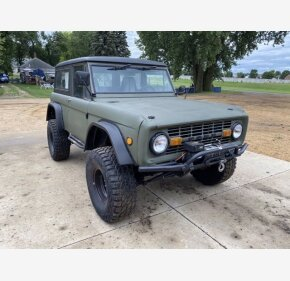 1971 Ford Bronco for sale 101359980