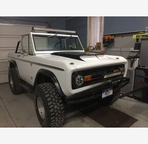 1971 Ford Bronco for sale 101371424