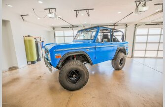 1971 Ford Bronco for sale 101394475