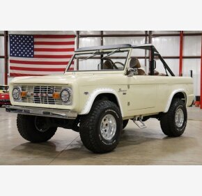1971 Ford Bronco for sale 101397132