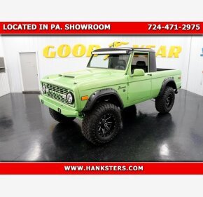 1971 Ford Bronco for sale 101401119