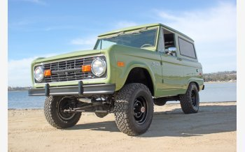 1971 Ford Bronco Sport for sale 101438357