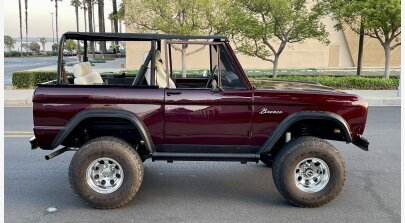 1971 Ford Bronco for sale 101448122
