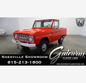 1971 Ford Bronco for sale 101456863