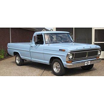 1971 Ford F100 for sale 100825203