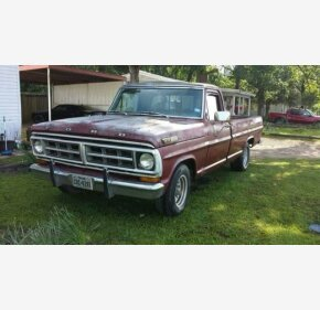 1971 Ford F100 for sale 100942812
