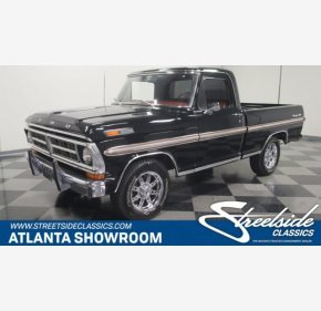 1971 Ford F100 for sale 100997873