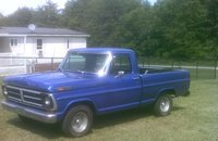 1971 Ford F100 2WD Regular Cab for sale 101055647