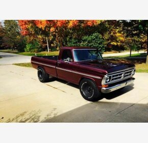 1971 Ford F100 for sale 101063922