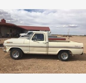 1971 Ford F100 for sale 101071475