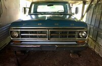 1971 Ford F100 2WD Regular Cab for sale 101111946
