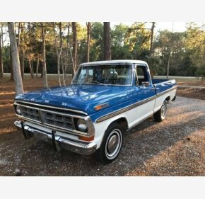 1971 Ford F100 for sale 101161402