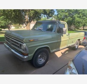 1971 Ford F100 for sale 101182968