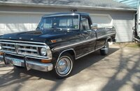 1971 Ford F100 2WD Regular Cab for sale 101189260