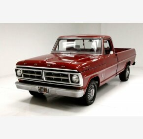 1971 Ford F100 for sale 101195207