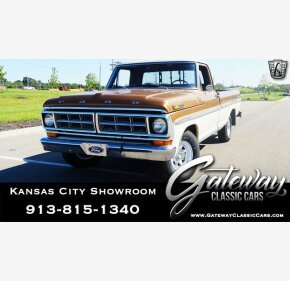 1971 Ford F100 for sale 101214566