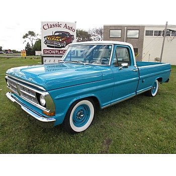 1971 Ford F100 for sale 101231671