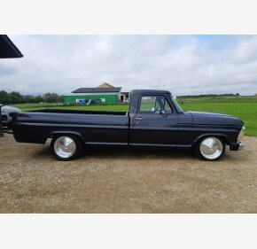 1971 Ford F100 for sale 101259894
