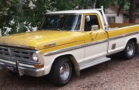 1971 Ford F100 2WD Regular Cab for sale 101285046