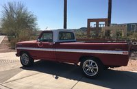1971 Ford F100 2WD Regular Cab for sale 101290316