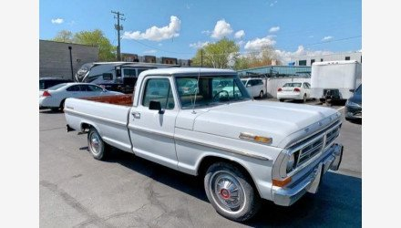 1971 Ford F100 for sale 101330429