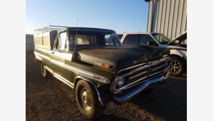 1971 Ford F100 for sale 101360777