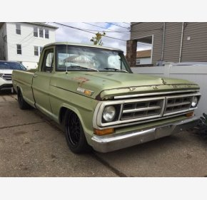 1971 Ford F100 for sale 101401104
