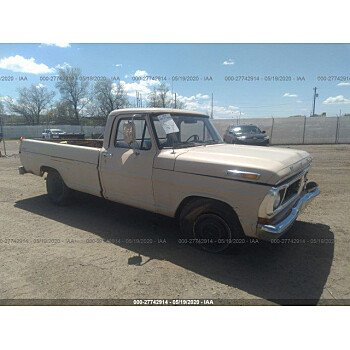 1971 Ford F100 for sale 101408443