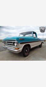 1971 Ford F100 for sale 101435740