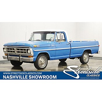 1971 Ford F100 for sale 101460090