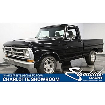 1971 Ford F100 for sale 101468183