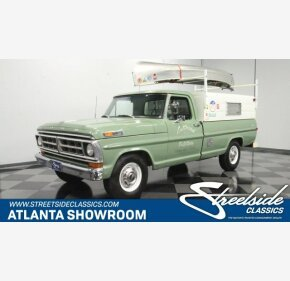 1971 Ford F250 for sale 101186337
