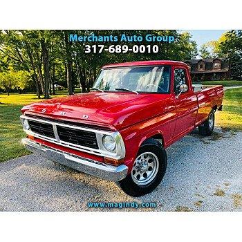 1971 Ford F250 for sale 101206583