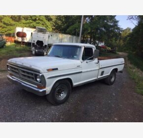 1971 Ford F250 for sale 101264344