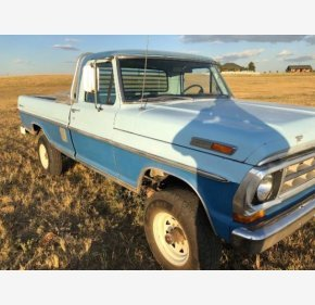 1971 Ford F250 for sale 101265351