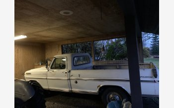 1971 Ford F250 Camper Special for sale 101271703