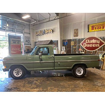 1971 Ford F250 for sale 101342714