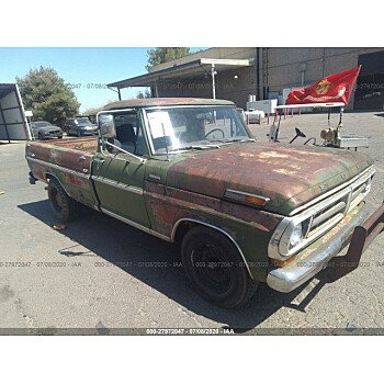 1971 Ford F250 for sale 101349754