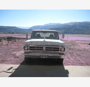 1971 Ford F250 Camper Special for sale 101416221