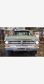 1971 Ford F250 for sale 101490132