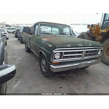 1971 Ford F250 for sale 101562963